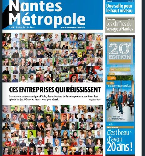 Revue - nantes metropole