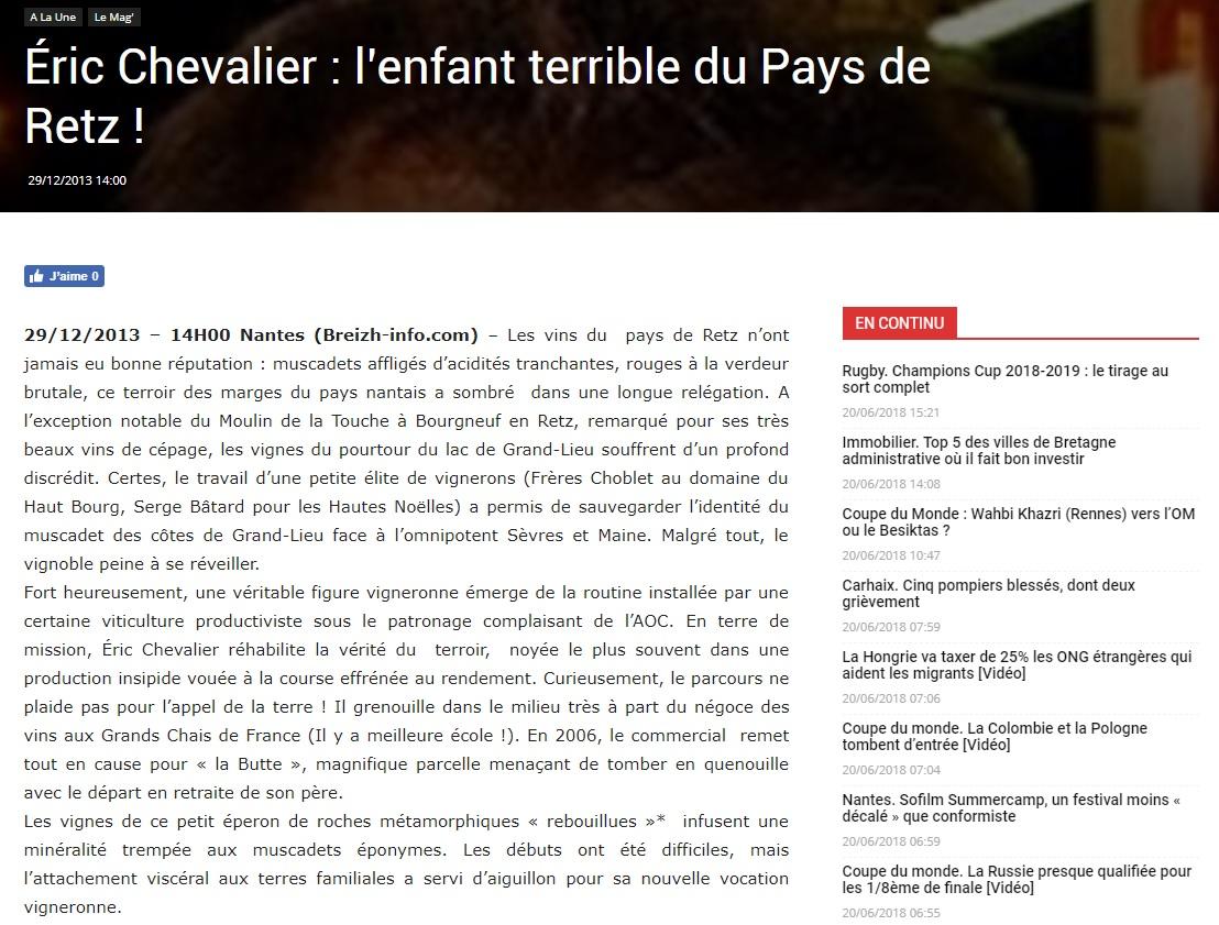 Breizh-info Eric Chevalier
