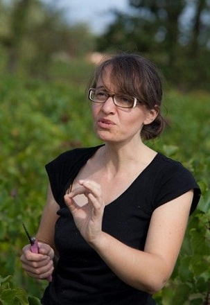Gaëlle - Domaine Eric Chevalier